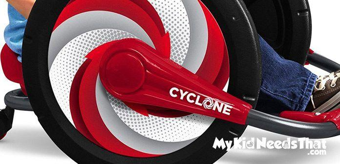 Radio Flyer Cyclone Review