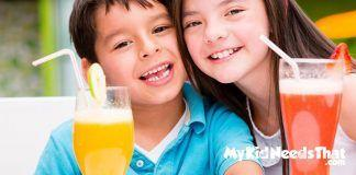 best juices for kids