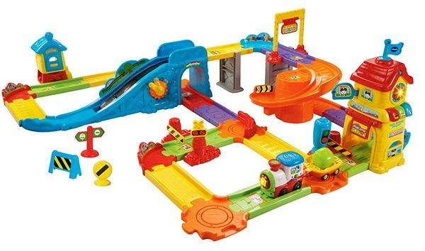 go go smart wheels train playset review