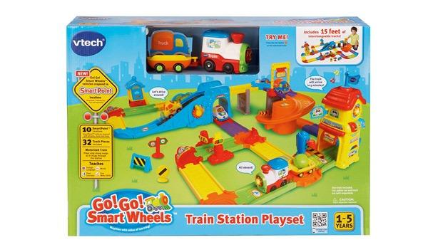 vtech train station playset