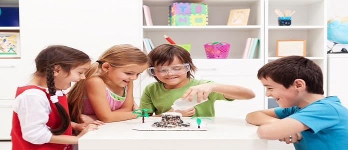 Summer Activities - Have your own scientific experiments