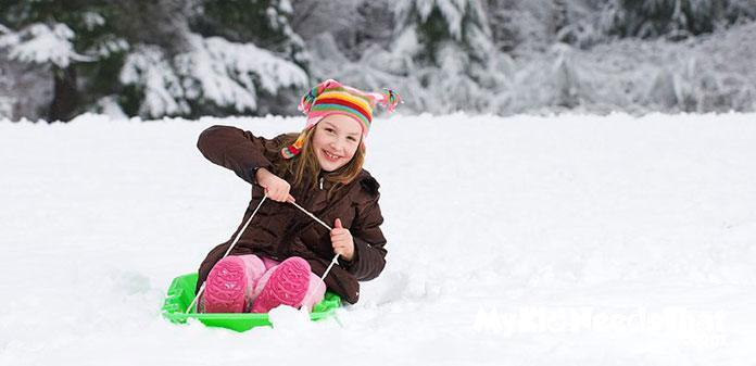 best sleds for kids