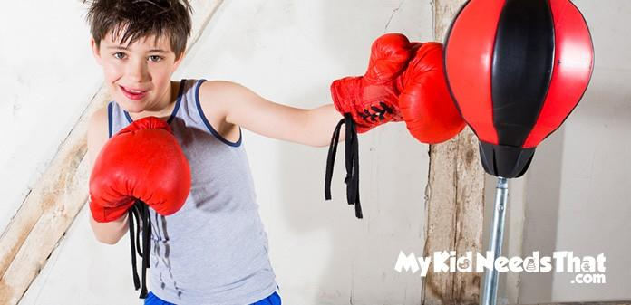 punching bags for kids