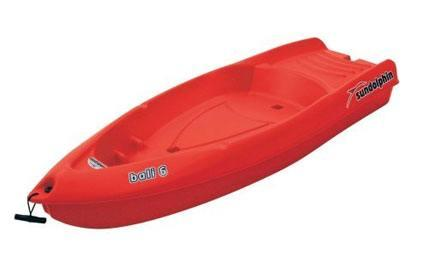 52210 Bali 6 Feet Kayak with Bonus Paddle
