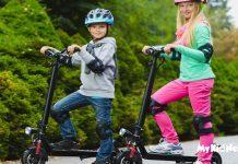 Here you can find the best electric scooters for kids.