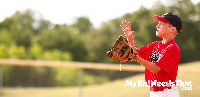 baseball gloves for kids