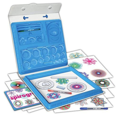 spirograph drawing toy