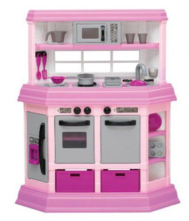 American Plastic Toy Deluxe Custom Kitchen