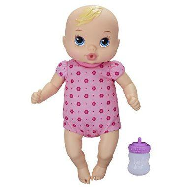 Baby Alive Luv 'n Snuggle Baby Doll Blond