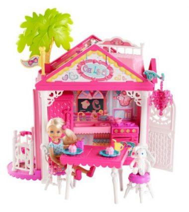 Barbie Chelsea and Clubhouse Playset