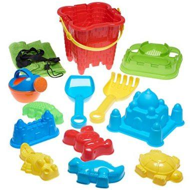 Prextex Beach Toy Set in Reusable Bag
