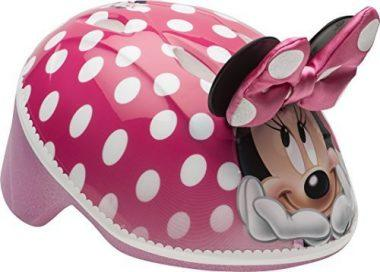 Minnie Me Toddler Bike Helmet