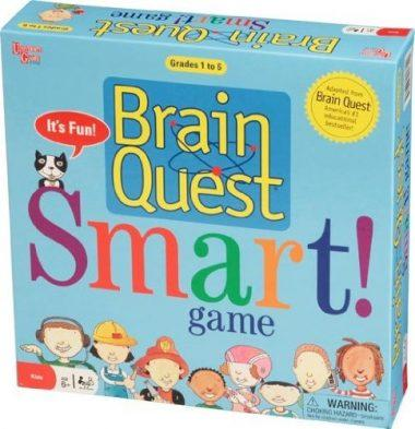 Brain Quest Smart Game by University Games