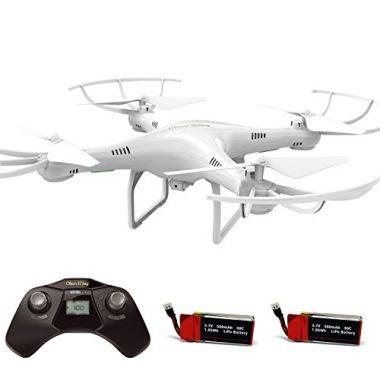 Cheerwing CW4 RC Drone with 720P HD Camera