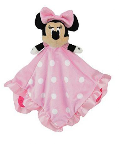 Baby Minnie Mouse Snuggle Blanky