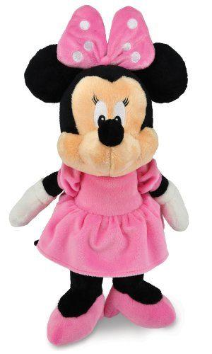 Disney Plush Minnie Mouse