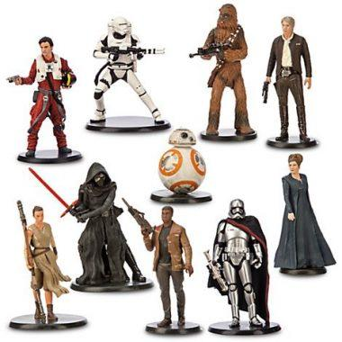 Disney Star Wars Force Awakens Deluxe 10 Pc.