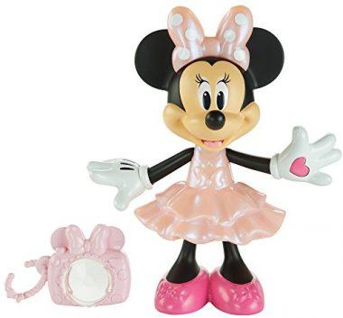 Minnie Rainbow Dazzle Doll