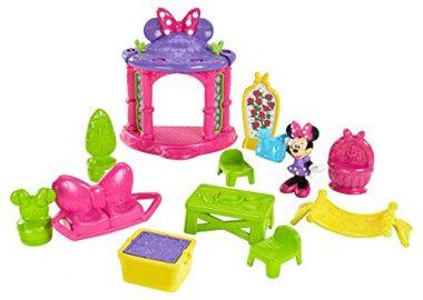 Fisher-Price Disney Minnie Magical Bow Sweet Home Garden Picnic