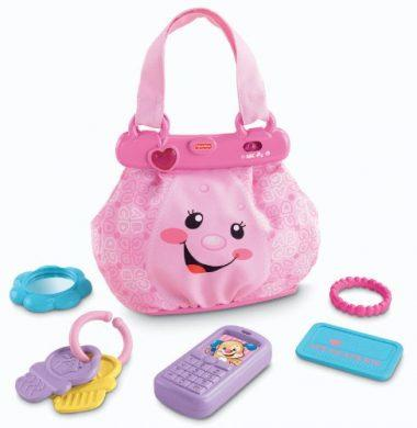 My Pretty Learning Purse by Fisher-Price