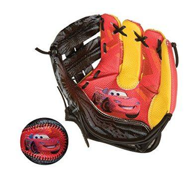 Disney Pixar Cars Air Tech Glove and Ball Set by Franklin Sports