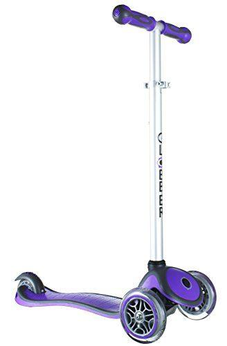 Globber 3-Wheel Adjustable Height Scooter