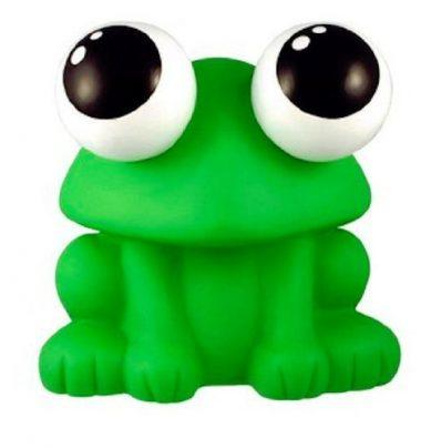 Streamline Green Frog Money Piggy Bank