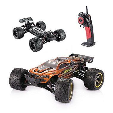 HOSIM 1/12 Scale Foxx S911 Monster Truck Electric RC Car Offroad 2WD