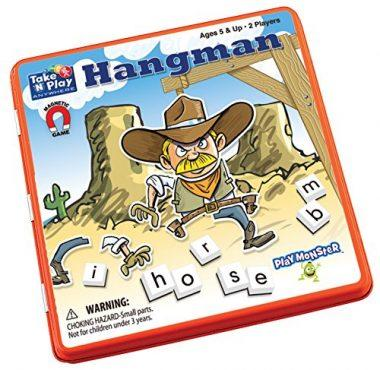 Hangman Take 'N' Play Anywhere