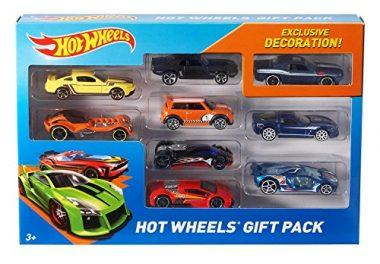 Hot Wheels Exclusive Decoration Gift Pack