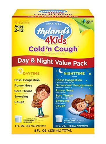 Kids Cold – Cough Day and Night Value Pack