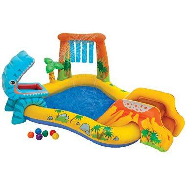 Intex – Dinosaur Inflatable Play Center