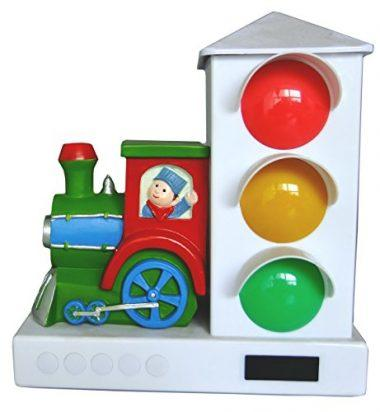 It's About Time Stoplight Alarm Clock