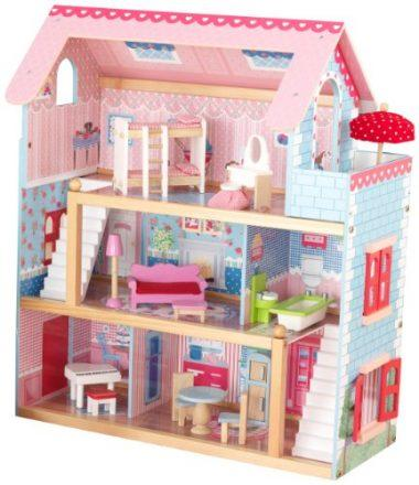 KidKraft Doll Cottage with Furniture