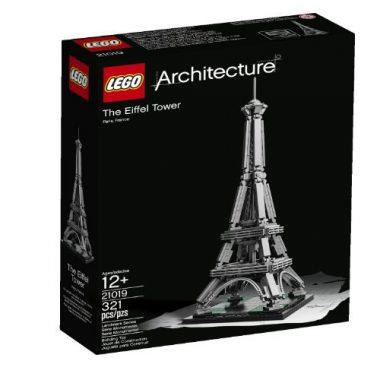 The Eiffel Tower by LEGO Architecture