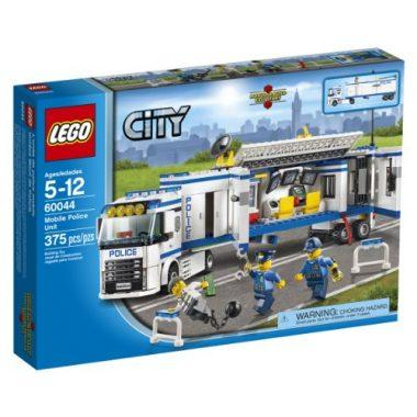LEGO City Police Mobile Unit