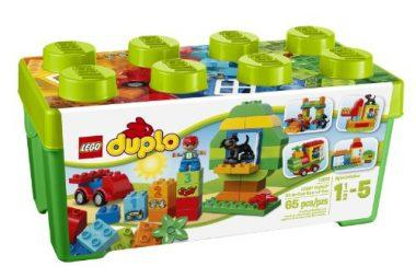 LEGO DUPLO Creative Play All-in-One-Box-of-Fun 10572