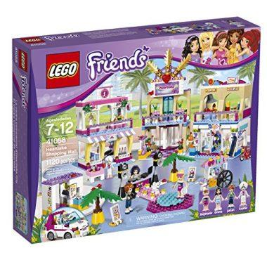 LEGO Friends Heartlake Shopping Mall Building Set
