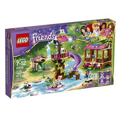LEGO Friends Jungle Rescue Base Building Set