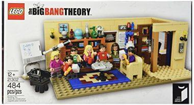 LEGO Ideas The Big Bang Theory Building Kit