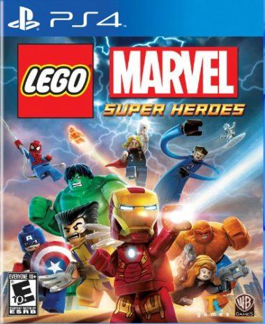 LEGO Marvel Super Heroes – PlayStation 4
