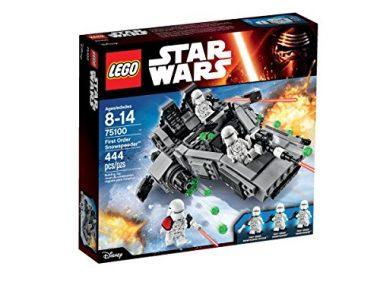 First Order Snowspeeder Building Kit