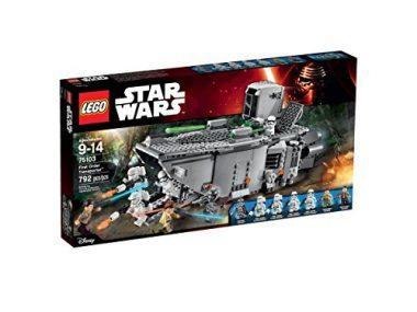 LEGO Star Wars First Order Transporter Building Kit