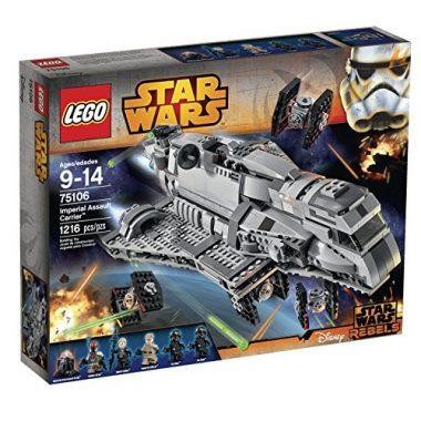 LEGO Star Wars Imperial Assault Carrier Building Kit
