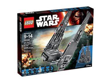 Kylo Ren's Command Shuttle Building Kit