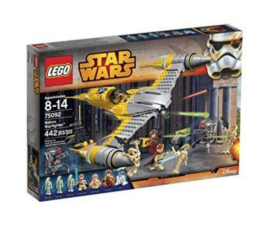 LEGO Star Wars Naboo Starfighter Building Kit