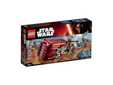 LEGO Star Wars Rey's Speeder Building Kit