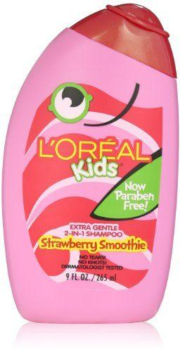 L'Oreal Paris Kids Strawberry Smoothie 2-in-1