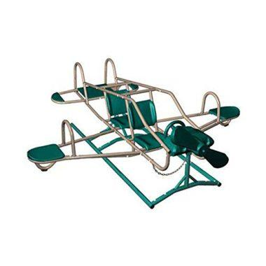 Lifetime 151110 Ace Flyer Airplane Teeter Totter