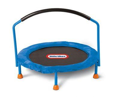 3-foot Trampoline by Little Tikes